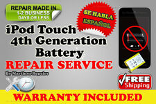 Apple iPod Touch 4G 4th Generation Battery Replacement / Repair Service