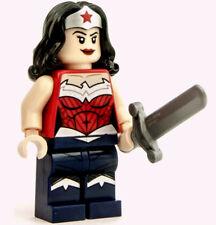 "NEW LEGO WONDER WOMAN ""NEW VERSION"" MINIFIG super hero figure minifigure 76026"