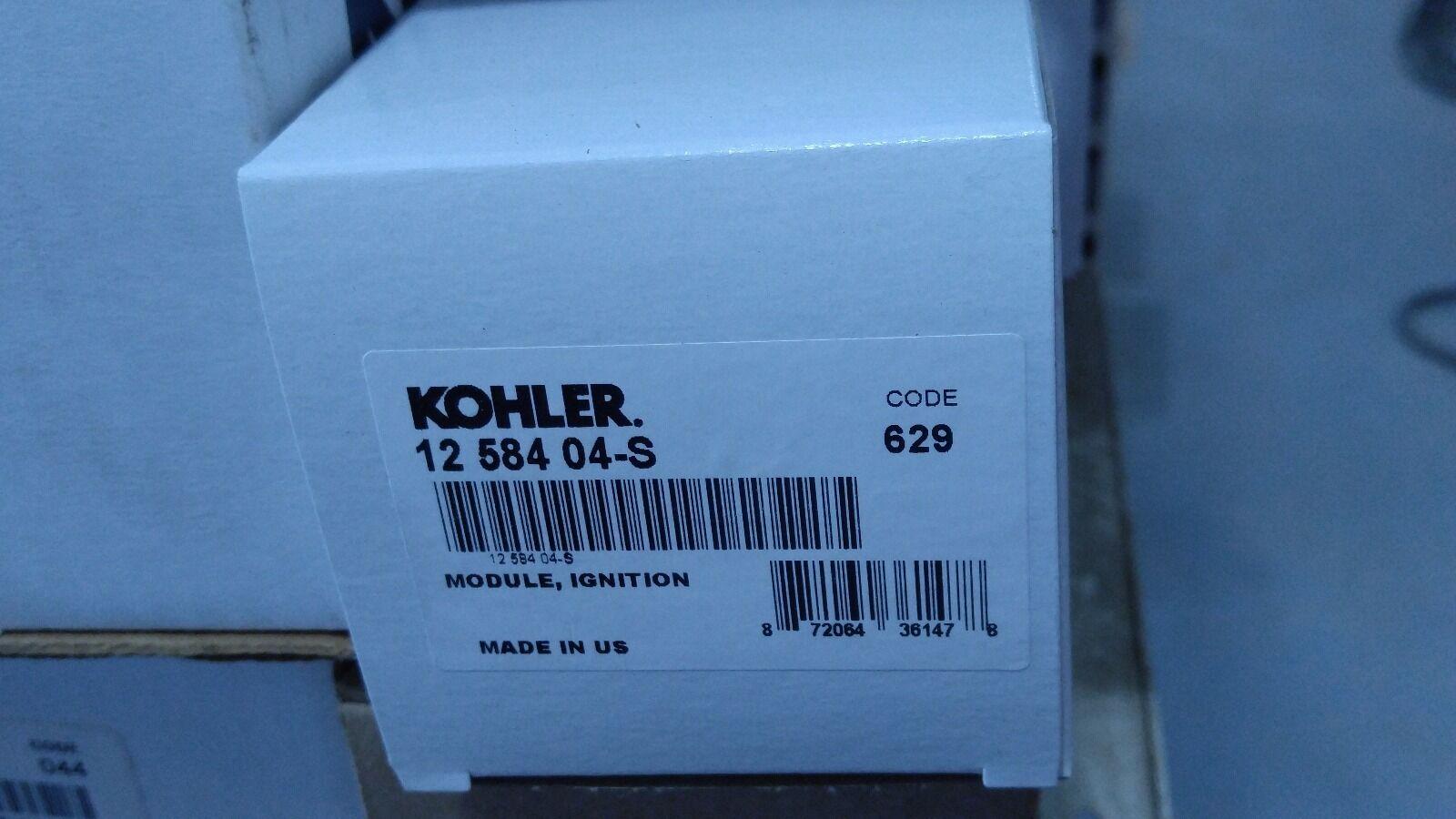 Kohler 12 584 04-s Lawnmower Ignition Coil | eBay