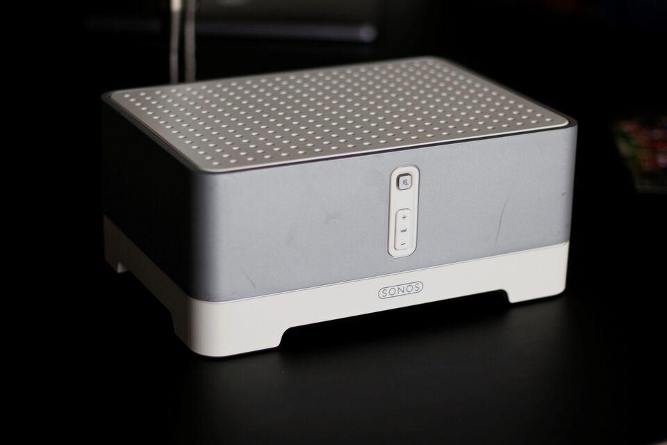 Trådløs forstærker, SONOS, ZP100 Connect AMP