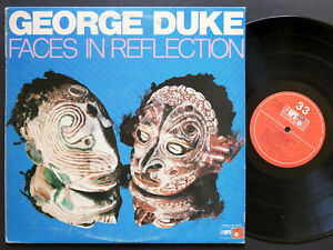 GEORGE-DUKE-Faces-In-Reflection-LP-MPS-RECORDS-MC-22018-US-1974-JAZZ-FUSION