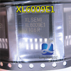 5PCS-XL6009E1-DC-DC-Ajustable-Step-up-Impulsar-IC-TO-263-42V-4A-400KHz-R10-Nuevo
