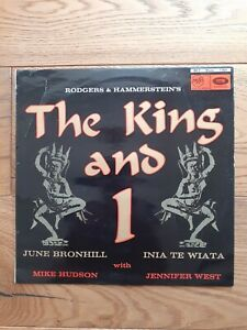 Rodgers-And-Hammerstein-The-King-And-I-MFP1064-Vinyl-LP