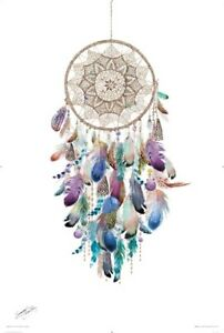 Summer-Thornton-Dream-Catcher-POSTER-61x91cm-NEW-art