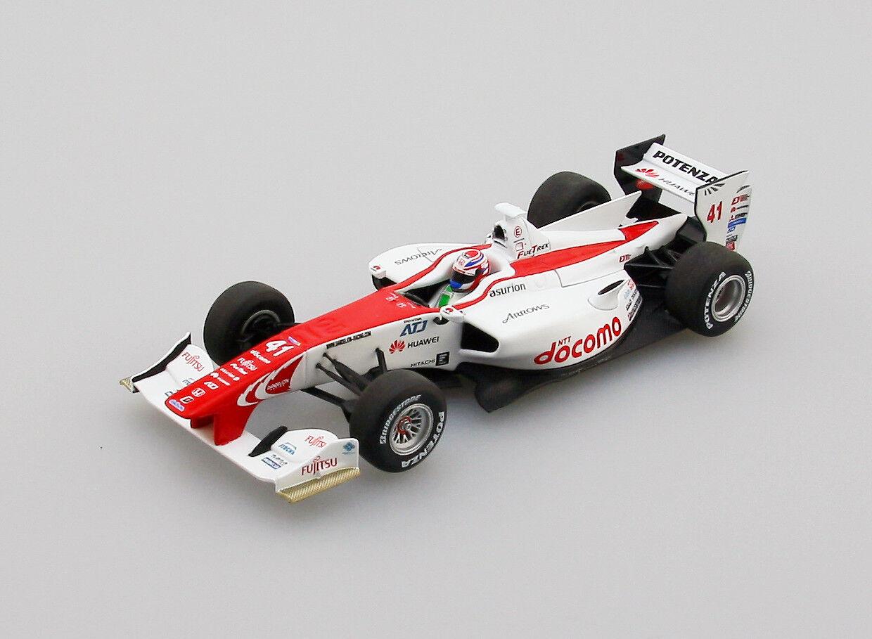 Ebbro 45131 1 43 DoCoMo Dandy Ryan M41T SF14 Super Fórmula 2014