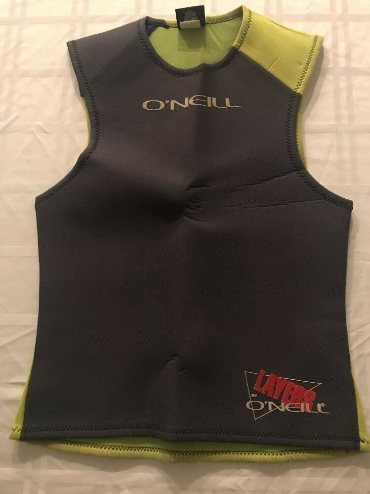 Layers By O'Neill Pul r Swim Diving Vest Sz XL  Lime Green G  TS8  credit guarantee