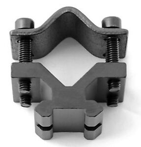 2X-Adjustable-20mm-Picatinny-weaver-Rail-Barrel-Adapter-Mount-For-Rifle-Torch
