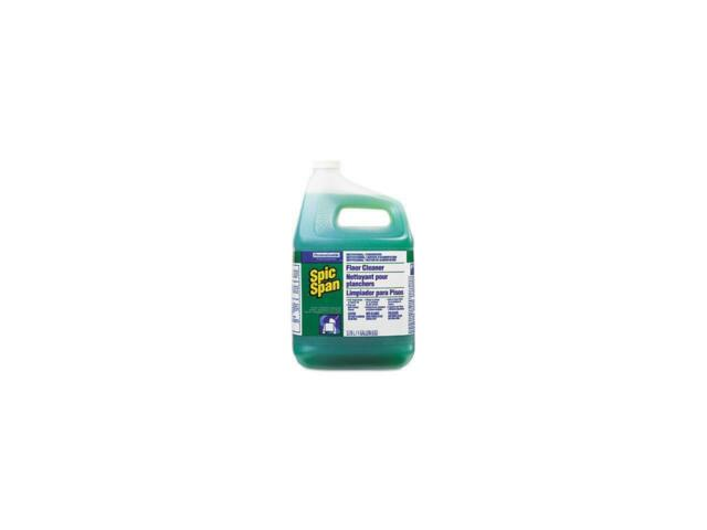 Procter Gamble Spic And Span Liquid Floor Cleaner For Sale