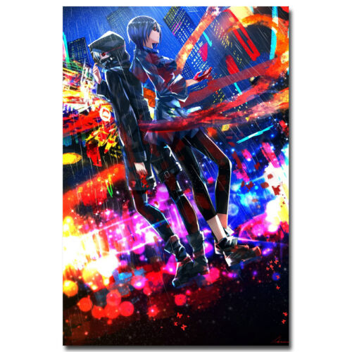 Tokyo Ghoul Japanese Anime Silk Poster 12x18 24x36 inch 004