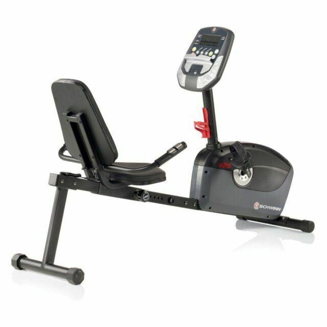 New Schwinn A20 Recumbent Exercise Bike -in Box