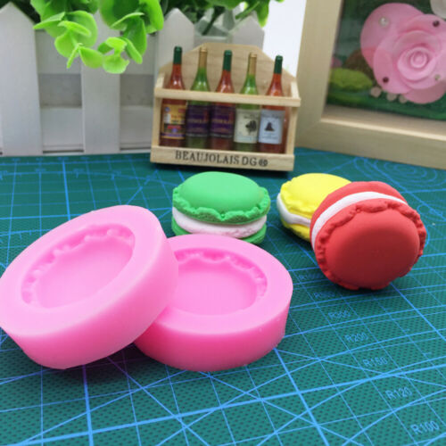 Silicone Fondant Mold Cake Decorating DIY Chocolate Baking Mould Tools fashion P