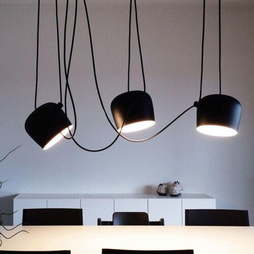 Modern Style Deckenleuchte  Lampe Aim Pendelleuchte Hängeleuchte Lampenfassung D