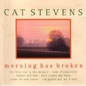Cat-Stevens-Morning-has-broken-compilation-16-tracks-1998-fnm-CD