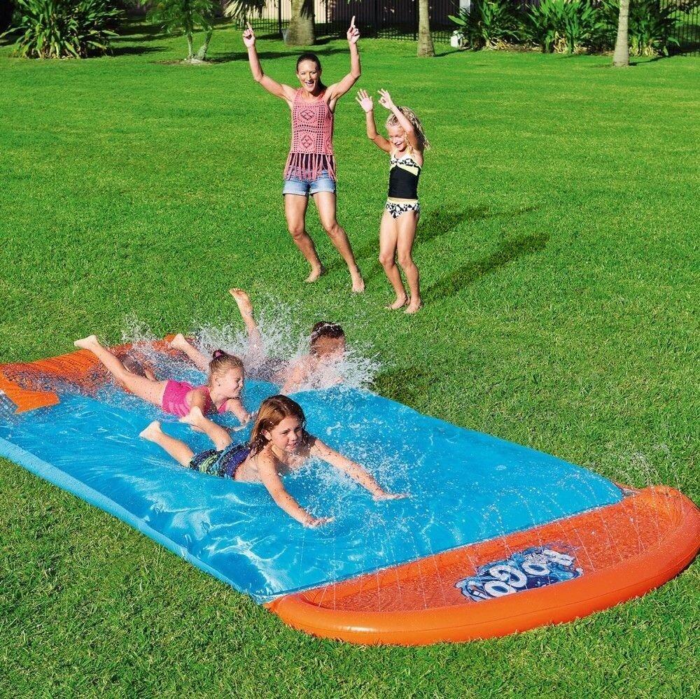 alta qualità prezzo imbattibile Prezzo di fabbrica 2019 Bestway H20 GO Blobzter Water Slip-N-Slide for sale online | eBay
