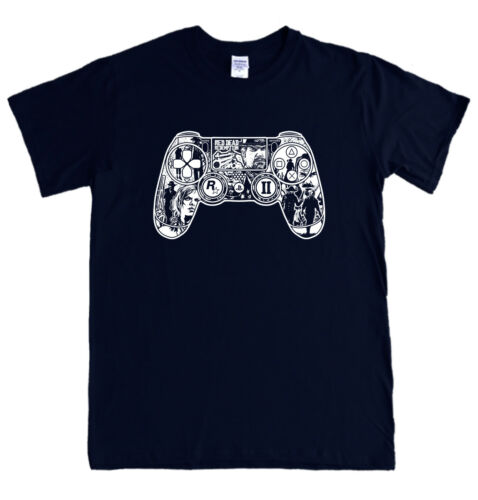 Red Dead Redemption 2-PS4 Pad T-Shirt S 5XL-Morgan Marston Playstation Tee