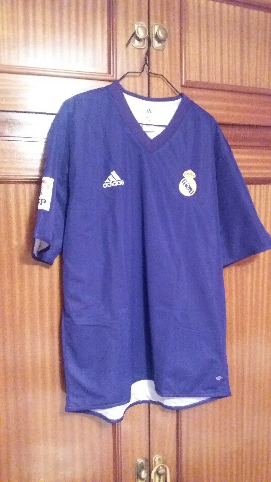 Camiseta Real Madrid 2002-03 Makelelele
