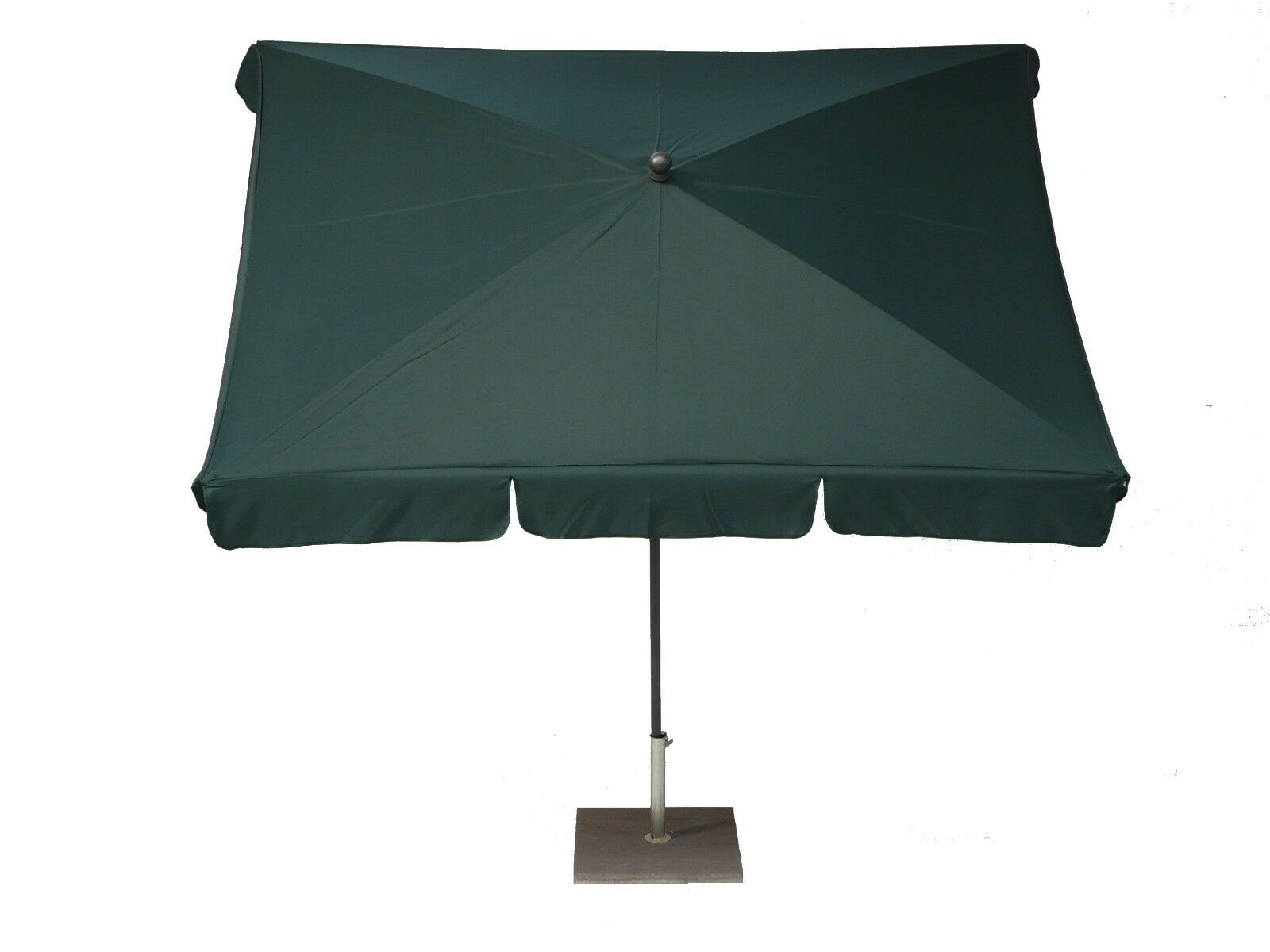 Maffei ombrellone palo centrale Novara Art.115R verde 240x150 cm made in