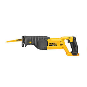 DEWALT 20V MAX Li-Ion Reciprocating Saw DCS380B Recon (Tool Only)