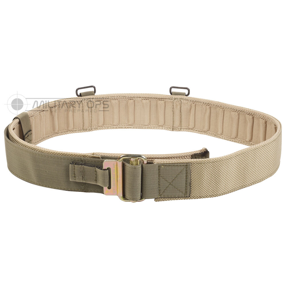 MILITARY PLCE  ROLL PIN BELT SAND DESERT MULTICAM MTP AIRBORNE STYLE ARMY WEBBING  shop online today