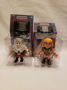 Loyal Subjects Masters of the Universe Wave 2 Ram-Man Vinyl Figure