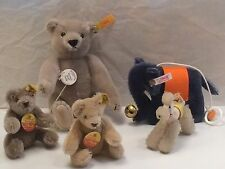 Rígida teddys elefante wool caniche