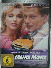 Manta Manta - Til Schweiger, Tina Ruland, Opel Gang, Bernd Eichinger, Mercedes