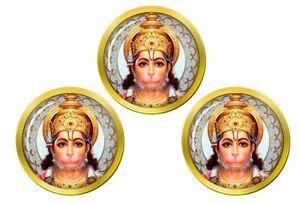 Hanuman-Hindou-Marqueurs-de-Balles-de-Golf