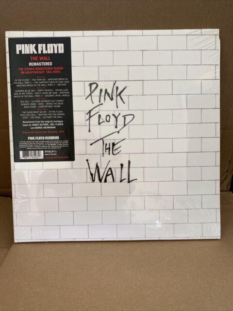 Pink Floyd - The Wall 2 LP New Vinyl] Gatefold LP Jacket, 180 Gram