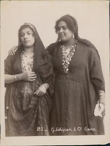 G-Lekegian-amp-Co-Cairo-Vintage-albumen-print-Vintage-Italy-Tirage-albumine