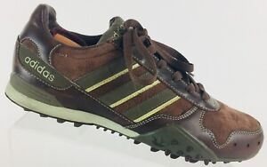Details Women 5114526 Country About Brown X Chaussures Trail Shoes Suede Us Leather 6 Adidas vNn0wm8O