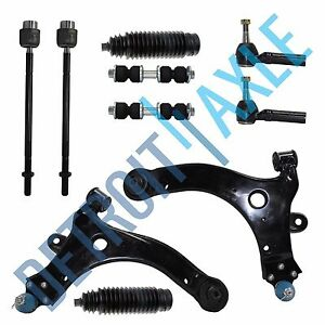 1997-2002-2003-2004-Buick-Regal-Front-Lower-Control-Arm-Ball-Joint-Sway-Bar-Kit