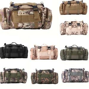 Fishing-Outdoor-Tackle-Bait-Bag-Waterproof-Waist-Shoulder-Carry-Storage-9-Choice