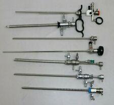 Laparoscopic Working Element Turp Set Endoscope Cystoscope Resectoscope Sheath