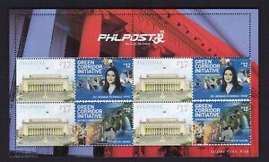 2021 Philippines Tourism Calabarzon Sec Romulo Laguna Generic sheet mint NH