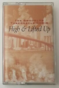 The Brooklyn Tabernacle Choir High & Lifted Up Cassette