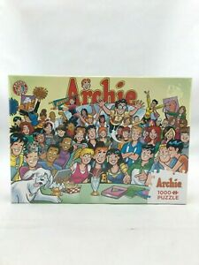 Cobble-Hill-Archie-Puzzle-The-Gang-at-Pop-039-s-1000-Piece-Toy246