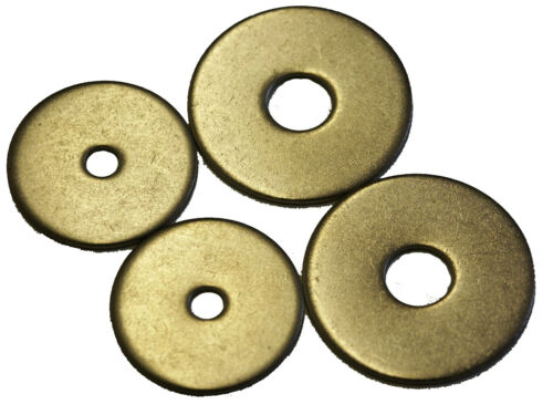 Repair M6 X 25 Penny Mud Guard Washers A2 Stainless Steel PK 25