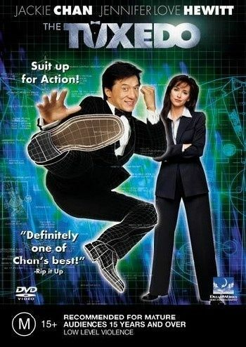 1 of 1 - The Tuxedo (DVD, 2003) R4 PAL NEW FREE POST