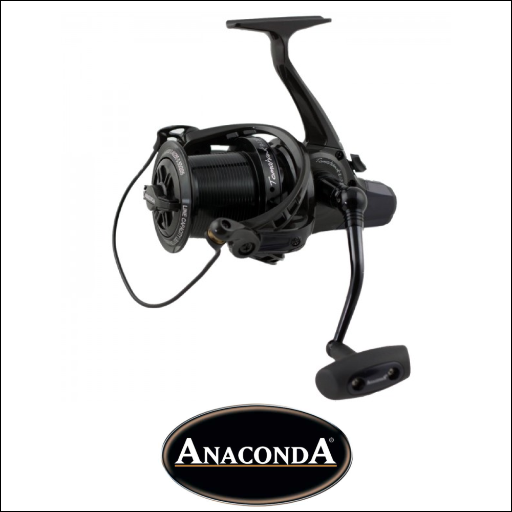 Moulinet (fishing reel) Anaconda Tomahawk 12000 pêche à la carpe