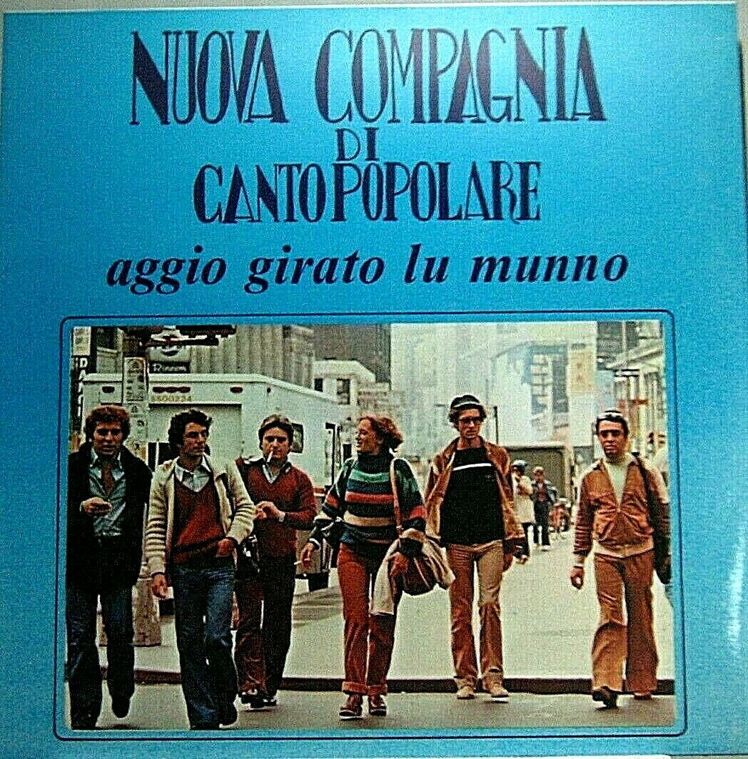 Immagine 1 - Nuova Compagnia di Canto Popolare # Aggio girato lu munno # VINILE LP nM/nM