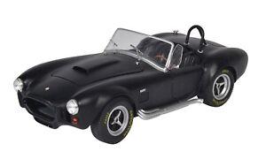 Et Cobra Mk Ii Noir Mat 421184640 1:18 Solido