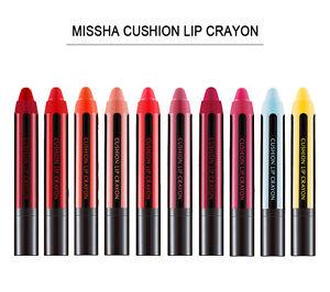 Missha-Cushion-Lip-Crayon-2-7g-10-Vivid-Color-Option-Lipstick-Liquid-Pencil