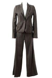 Pantalon Suit costume Hallhuber S 36 Business laine costume de Blazer Pants Gr rarfwqP