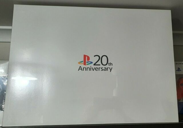 Sony PlayStation 4 Special 20th Anniversary Edition PS4