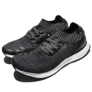 61806c5c2f5ca adidas UltraBOOST Uncaged W Carbon Black Grey Women Running Shoes ...