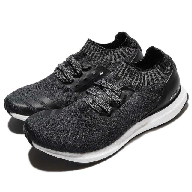 bb0f8fcb1 adidas UltraBOOST Uncaged W Carbon Black Grey Women Running Shoes Sneaker  DB1133