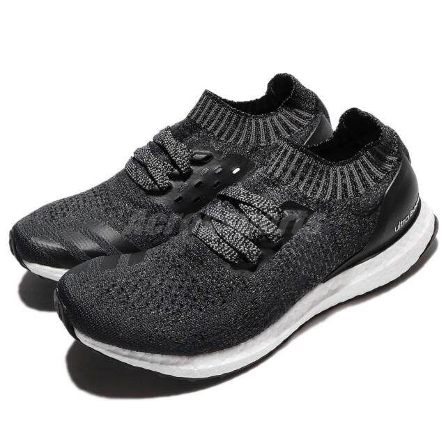 adidas UltraBOOST Uncaged W Carbon Black Grey Women Running Shoes Sneaker  DB1133 5e793a1e7c017