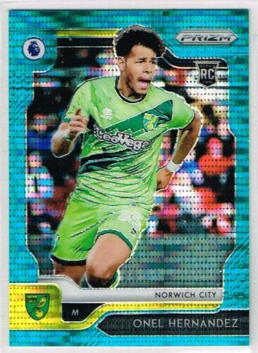 Panini-Premier League PRIZM Tarjetas De Fútbol ☆☆☆ 2019-2020 ☆☆☆ Norwich