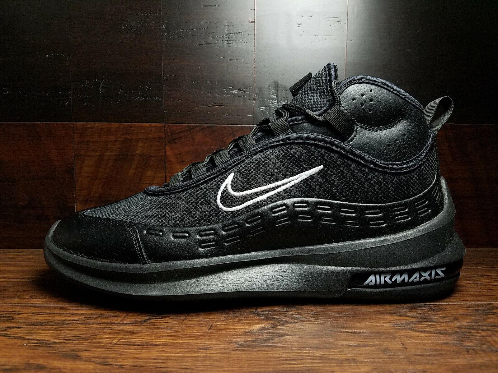 Nike Air Max Axis Mid [BQ4017 002] (Black White) Trainers Mens 8 13