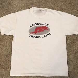 Vintage-1990s-Knoxville-Track-Club-KTC-Shirt-Running-Made-In-Usa-Size-L